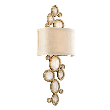 Fame and Fortune 2-Light Wall Sconce by Corbett Lighting | 167-12
