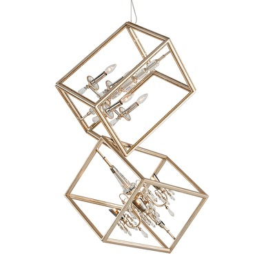 Houdini Pendant by Corbett Lighting | 177-48