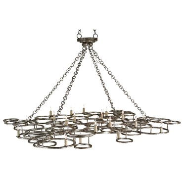 Catalyst Chandelier by Currey and Company | 9988-CC
