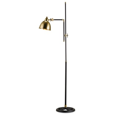 Drayton Floor Lamp by Currey and Company | 8051-CC