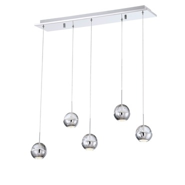 Ice Multi Light Pendant by Eurofase | 25665-017