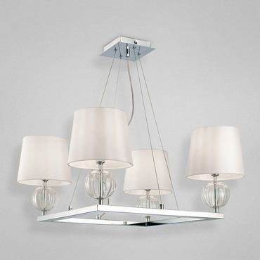 Speranza 4-light Pendant