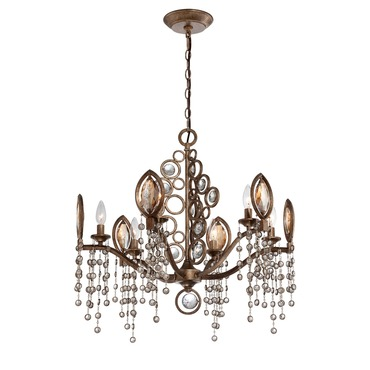 Capri Chandelier by Eurofase | 25655-018