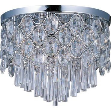 Jewel Ceiling Flush Mount by Maxim Lighting | 39920BCPC