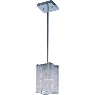 Swizzle Mini Pendant by Maxim Lighting | 91700CLPC