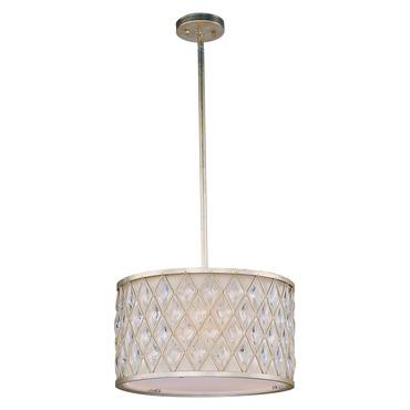 Diamond Pendant by Maxim Lighting | 21455OFGS