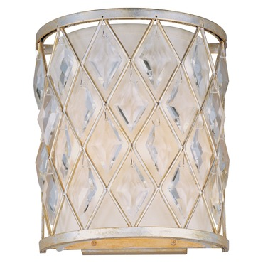 Diamond Wall Light by Maxim Lighting | 21458OFGS