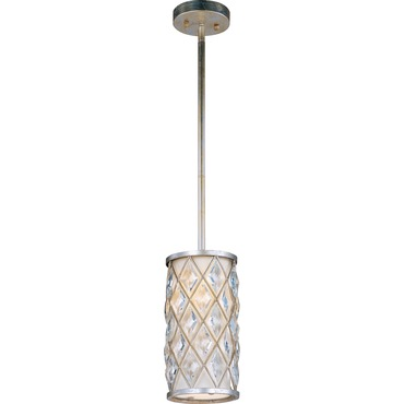 Diamond Mini Pendant by Maxim Lighting | 91450OFGS