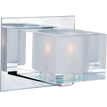 Cubic Bath Bar by Maxim Lighting | 10001CLPC