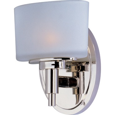 Lola Bathroom Vanity Light by Maxim Lighting | 9021SWPN