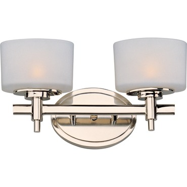 Lola Bathroom Vanity Light by Maxim Lighting | 9022SWPN