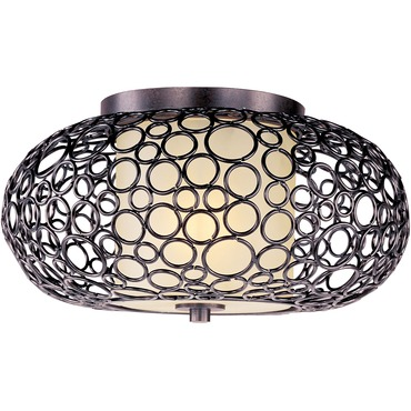Meridian Flush Mount by Maxim Lighting | 21340DWUB