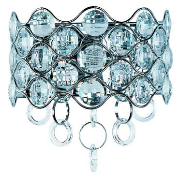 Cirque Wall Sconce by Maxim Lighting | 23099BCPC