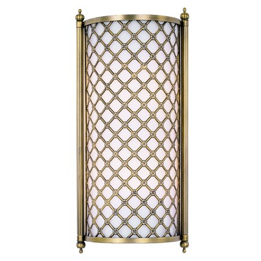 Manchester Wall Sconce by Maxim Lighting | 22369SWNAB