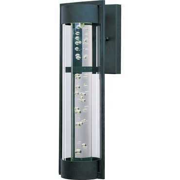 New Age Outdoor Wall Light by Maxim Lighting | 88354CLTE