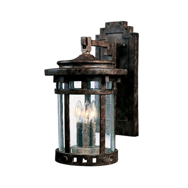 Santa Barbara VX Outdoor Wall Mount by Maxim Lighting | 40034CDSE