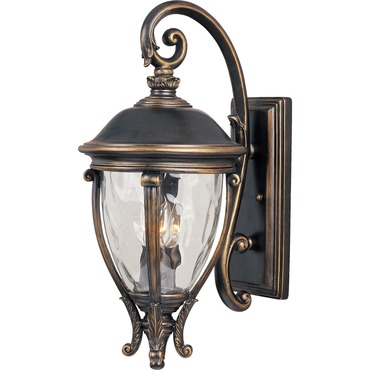 Camden Outdoor Wall Mount by Maxim Lighting | 41425WGGO