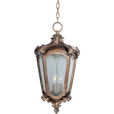 Bastille Outdoor Hanging Lantern by Maxim Lighting | 40228CNWN