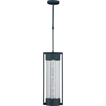 New Age LED Outdoor Hanging Lantern