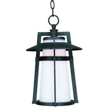 Calistoga Outdoor Hanging Lantern by Maxim Lighting | 3539SWAE
