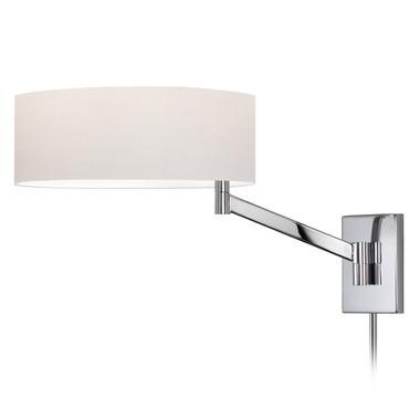 Perch Swing Arm Wall Light