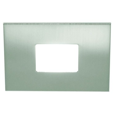 LEDS315 3.5 Inch 12W Wide Beam Square Shower Trim