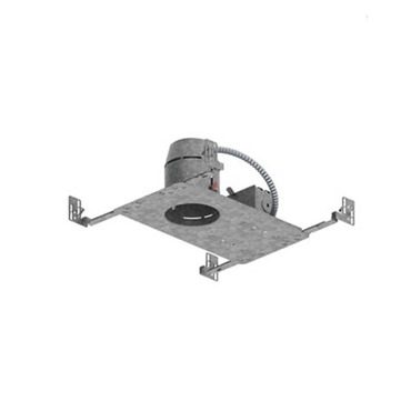 NW2000LM 4 Inch 50-75W MLV Non-IC New Construction Housing  by Contrast Lighting | NW2000LM