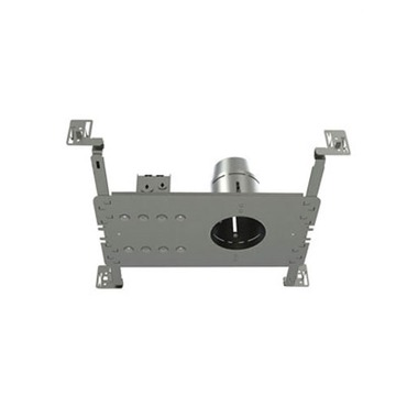 NW4000E 3 Inch 35W ELV Non-IC New Construction Housing by Contrast Lighting   NW4000E