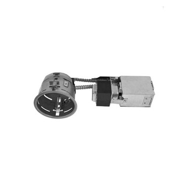 IT2000CM 4 Inch 42W Shallow Remodel Housing Magnetic Housing by Contrast Lighting | IT2000CM