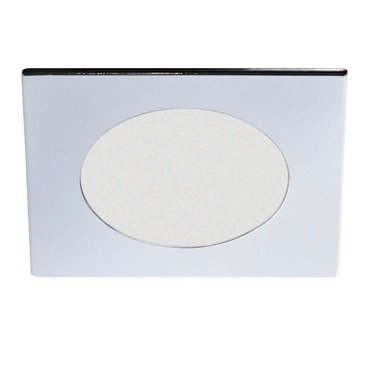 S2100 4 Inch Square Shower Trim by Contrast Lighting | S2100-04