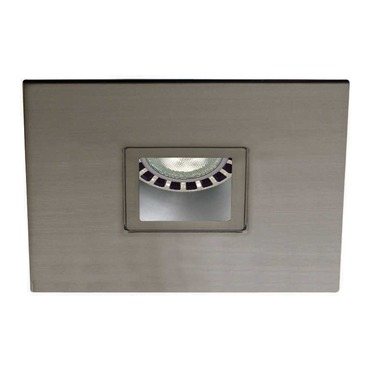 Low Voltage 3.5IN SQ Regressed Pinhole Trim