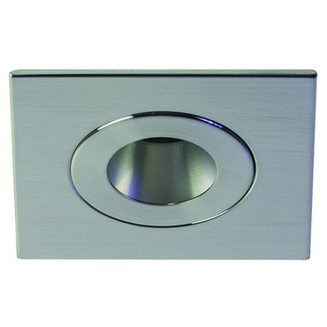 T3165 3.5 Inch Square Regressed Pinhole Trim