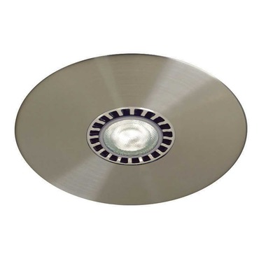 T3652 3.5 Inch Round Low Profile Pinhole Trim by Contrast Lighting | T3652-13