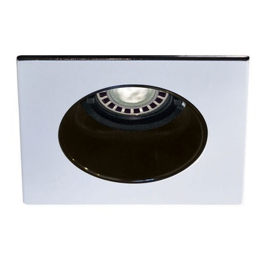 R2100 Square Regressed Adjustable Trim by Contrast Lighting | R2100-04