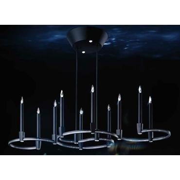 Candella 12-light Pendant