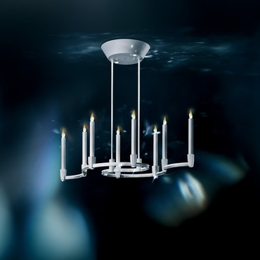 Candella 10-light Pendant