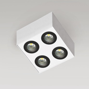 Box 1C 4 Light LED by Lucitalia | LC-209040131