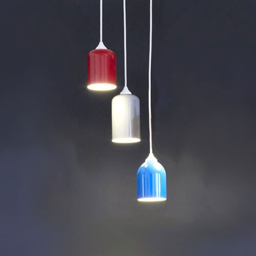 Tank 3 Light Pendant