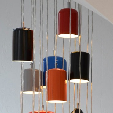 Tank 7 Light Pendant