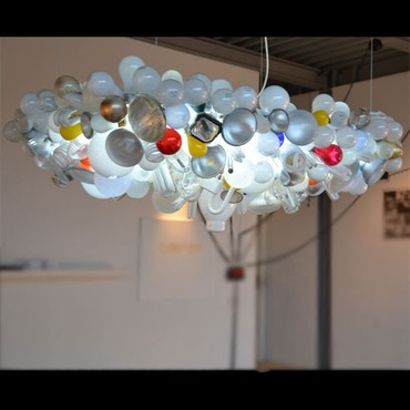 Invisible Chandelier by Castor Design | IC-3LED