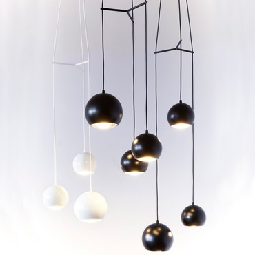 Deadstock Cannonball Pendant by Castor Design | DS-CBP
