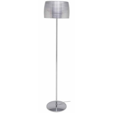Chromium Floor Lamp