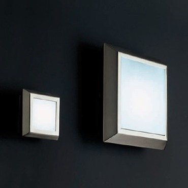Diamante 185 Wall Sconce by Oluce Srl | DIAMANTE 185