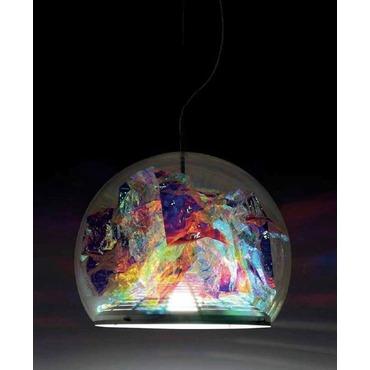 Globa Suspension Small by Vistosi   GLOBA-SP-400-E27