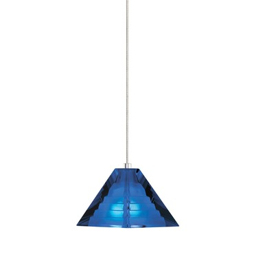 Freejack Pyramid Pendant by Tech Lighting | 700FJPYRPS