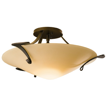 Antasia Semi-Flush Mount by Hubbardton Forge | 124710-05-S243