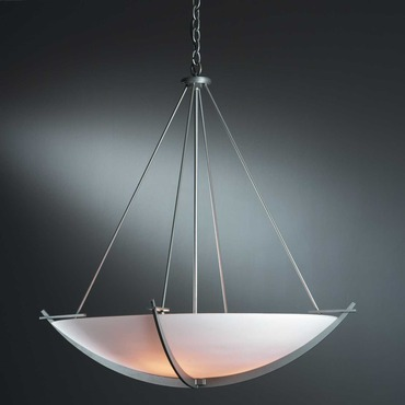 Compass Large Scale Rigid Stem Pendant by Hubbardton Forge | 19453000-20-G170