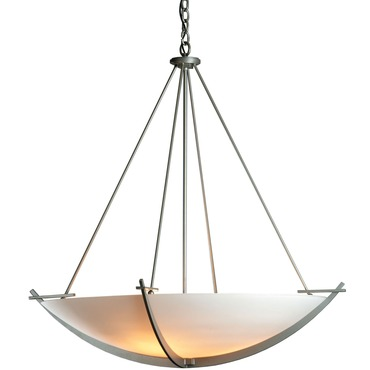 Compass Large Scale Pendant by Hubbardton Forge | 19453010-08-G170