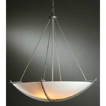 Compass Large Scale Chain Hung Pendant