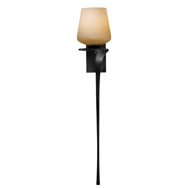 Antasia Glass Dome Right Wall Light by Hubbardton Forge | 204710R-07-H236